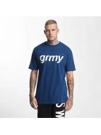 Grimey Wear T-Shirty The Lucy Pearl niebieski