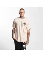 Grimey Wear T-Shirty Cut The Crap pomaranczowy