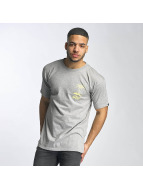 Grimey Wear T-Shirty Pina Colada szary