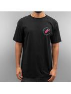 Grimey Wear T-skjorter Stick Up Logo svart