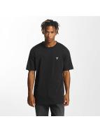 Grimey Wear T-skjorter Heritage svart