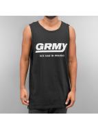 Grimey Wear Tank Tops Im Infamous schwarz