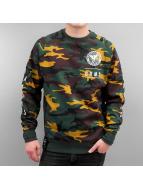 Grimey Wear trui Core camouflage