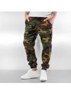 Grimey Wear Verryttelyhousut Rib camouflage