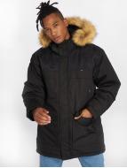 Grimey Wear Winter Jacket Pamir Peaks black