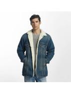 Grimey Wear Zomerjas Denim Jacket blauw