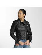 Hailys Кожаная куртка Vanessa черный