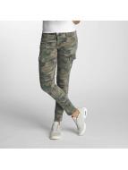 Hailys Облегающие джинсы Melli камуфляж