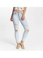 Hailys Облегающие джинсы Lara синий