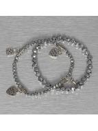 Hailys armband Chrissy zilver