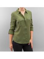 Hailys Blouse/Tunic Donna khaki