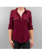 Hailys Blouse/Tunic Donna red
