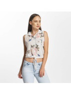 Hailys Sarina Summer Blouse Off White