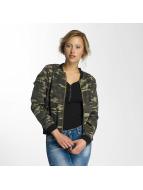 Hailys Bomber Felizia camouflage