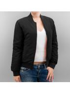 Hailys Bomber jacket Bomberjacke black