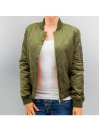 Hailys Bomber jacket Lucia Pop khaki