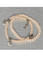 Hailys Bracelet Chrissy beige