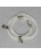 Hailys Bracelet Chrissy blanc