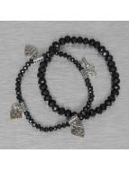 Hailys Bracelet Chrissy gris