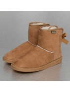 Hailys Chaussures montantes Celina brun