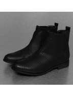 Janet Booties Black Stru...
