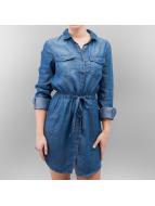 Hailys jurk Betty blauw