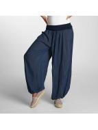 Hailys Kumaş pantolonlar Jasmin mavi