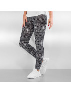 Hailys Legging Ola Winter schwarz