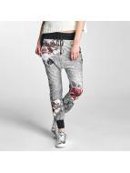 Hailys Pantalon chino Linda noir