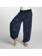 Hailys Pantalone chino Jasmin blu