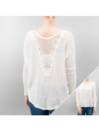 Hailys Pullover Lilly blanc