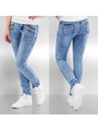Hailys Skinny Jeans Anna blau