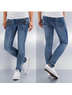 Hailys Skinny Jeans Annie blau