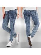 Hailys Skinny Jeans Kelly blau