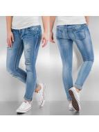 Hailys Skinny Jeans Isabelle blau