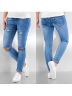 Hailys Skinny Jeans Lissy blau