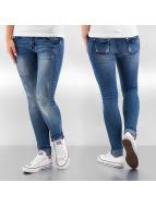 Hailys Skinny Jeans Julie blau