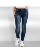 Hailys Skinny Jeans Jane blau