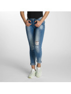 Hailys Skinny Jeans Linda blau