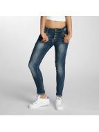 Hailys Skinny Jeans Dana blau