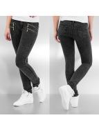 Hailys Skinny Jeans Anna czarny