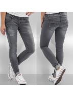 Hailys Skinny Jeans Camila grau