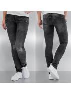 Hailys Skinny Jeans Ella grau