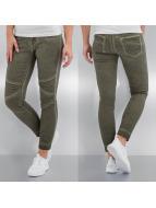 Hailys Skinny Jeans Tora khaki