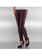 Hailys Skinny jeans Amelia rood