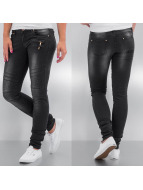 Hailys Skinny Jeans Kim schwarz