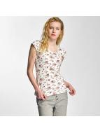 Hailys T-paidat Melanie valkoinen