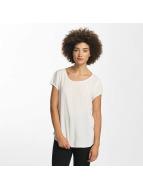 Hailys Doris Basic T-Shirt White