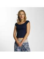 Hailys T-Shirt Carlita blau