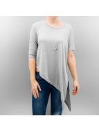 Hailys T-Shirt Jen gris